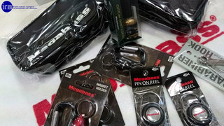 Megabass accessories